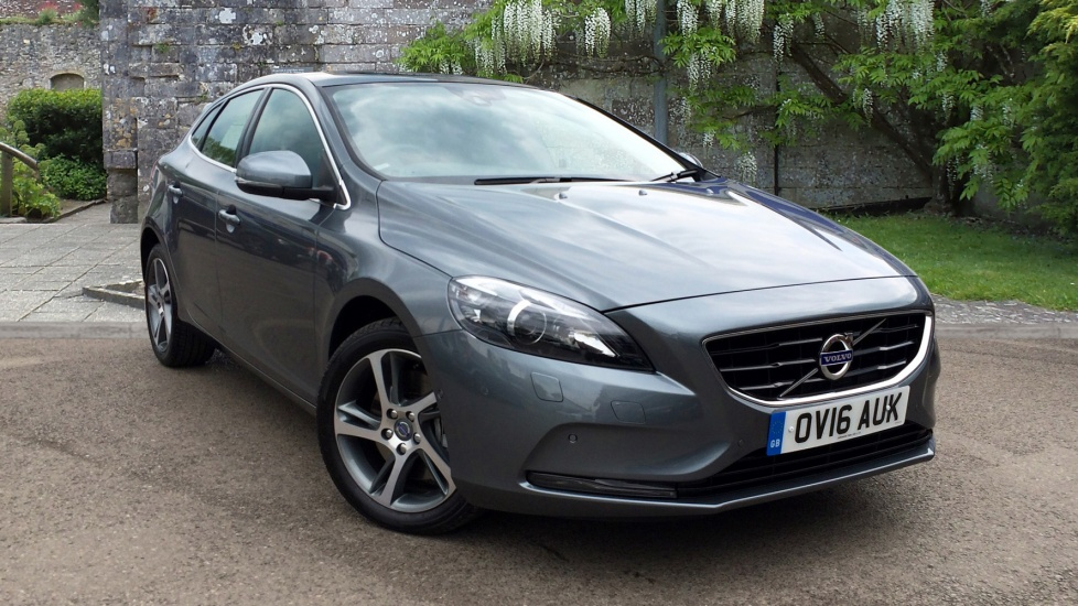Volvo V40 D3 SE Lux Nav Automatic, Sunroof