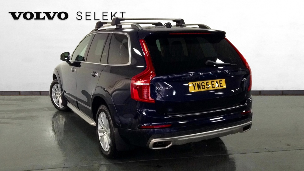 Approved Used All New Xc90 D5 225bhp Momentum Winter Pack
