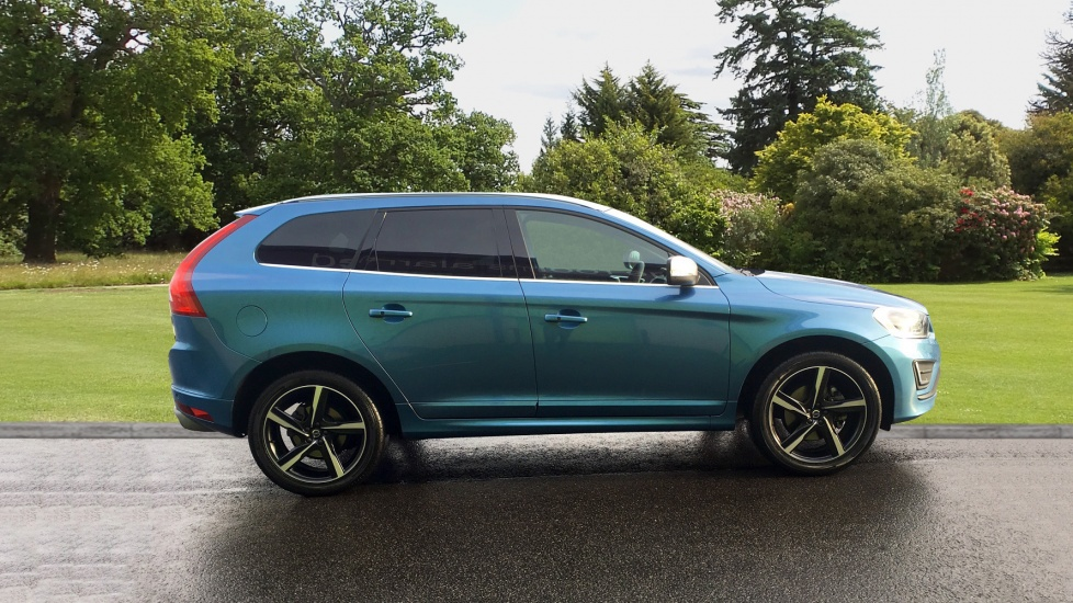 Approved Used Xc60 R Design Lux D5 Sat Nav 20inch Alloys