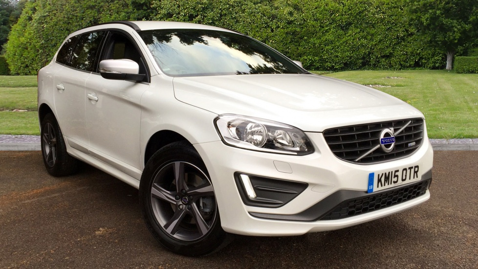 Volvo XC60 D4 [181] R DESIGN Nav 5dr AWD Geartronic 2.4 Diesel Automatic Estate (2015) image