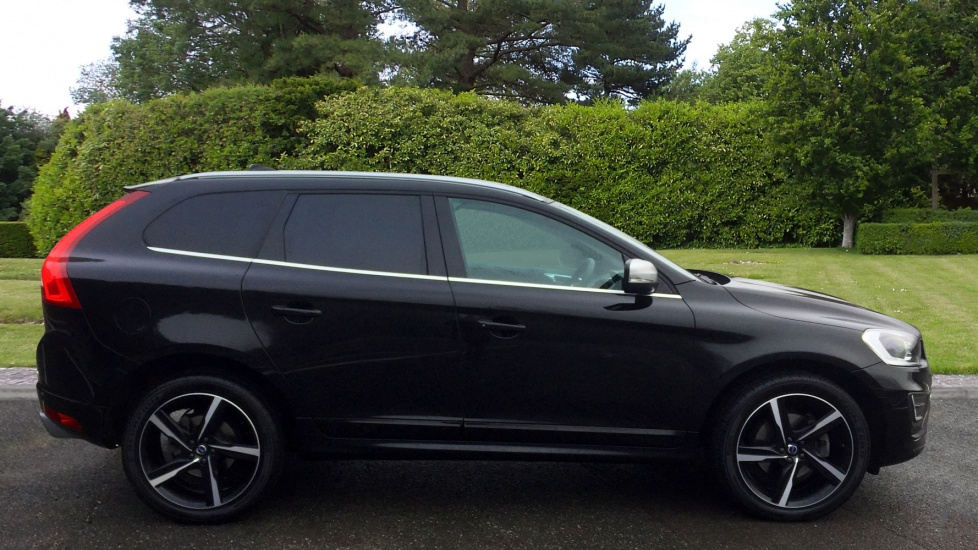 Approved Used Xc60 D4 Awd R Design Lux Nav With Pano Roof