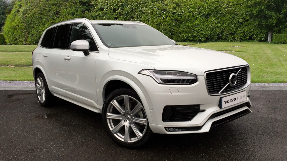 Volvo XC90 2.0 T6 R DESIGN 5dr AWD Geartronic Automatic Estate (2016) image