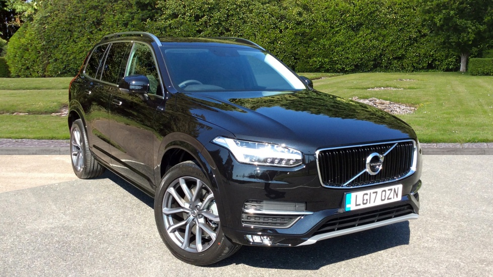 Volvo XC90 D5 PowerPulse Momentum 5dr AWD Auto with 360 Parking Camera, Blis, Privacy & Winter Plus Pack 2.0 Diesel Automatic 4x4 (2017) image