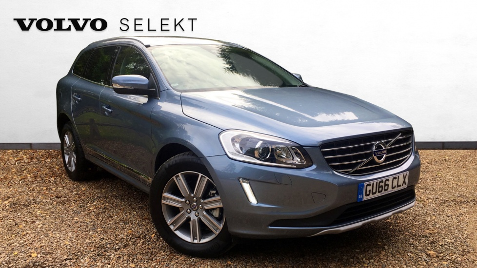 Volvo XC60 D4 [190] SE Lux Nav 5dr Geartronic W. Winter Pack & Active Xenon Lights 2.0 Diesel Automatic Estate (2017) image