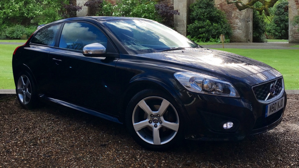Volvo C30 2.0 R Design W. Rear Park Assist, Bluetooth & Lowered Sports Chassis  3 door Coupe (2012) image