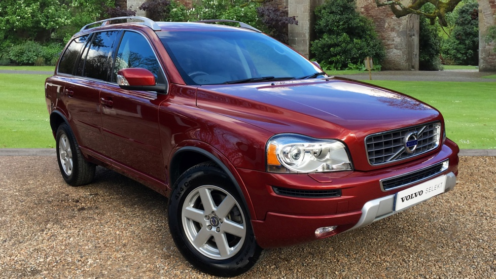 Volvo XC90 2.4 D5 [200] AWD  ES 7 Seater 5dr Automatic with Leather, ECC & Bi-Xenon Active Headlights Diesel Estate (2013) image
