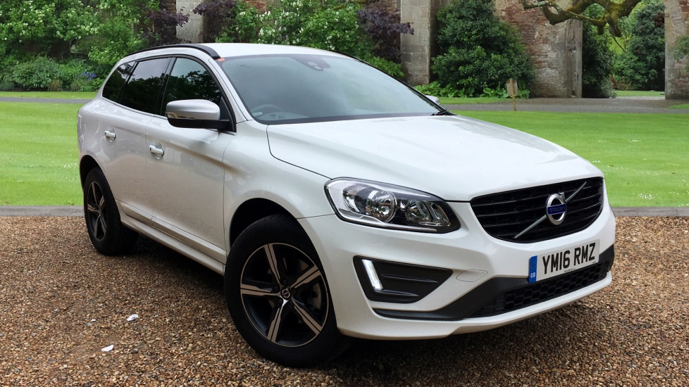 Volvo XC60 D4 [190] R DESIGN Nav 5dr Manual, Privacy Glass, Climate Control, Alloy Wheels, DAB, USB 2.0 Diesel Estate (2016) image