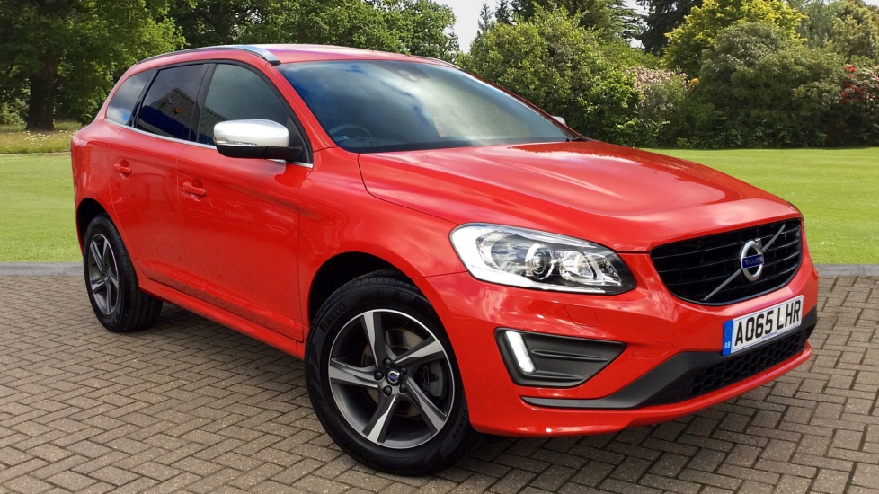 Volvo XC60 D4 [190] R DESIGN Lux Nav 5dr AWD Geartronic 2.4 Diesel Automatic Estate (2015) image