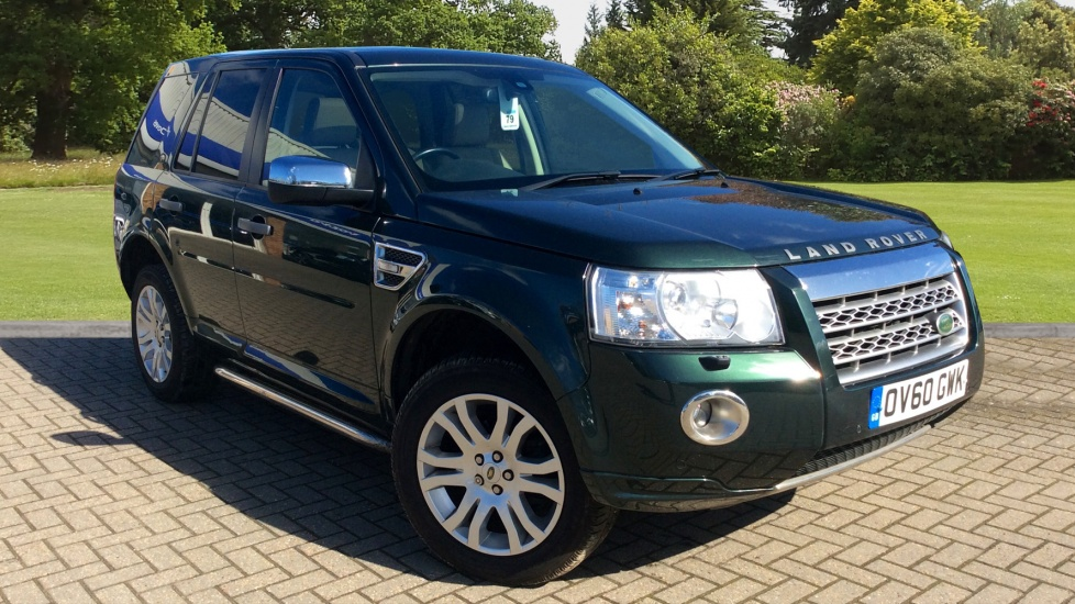 Land Rover Freelander 2.2 Td4 HSE 5dr Diesel Automatic 4x4 (2010) image