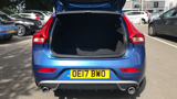 Volvo V40 D2 R-Design Pro Manual with Leather and Navigation