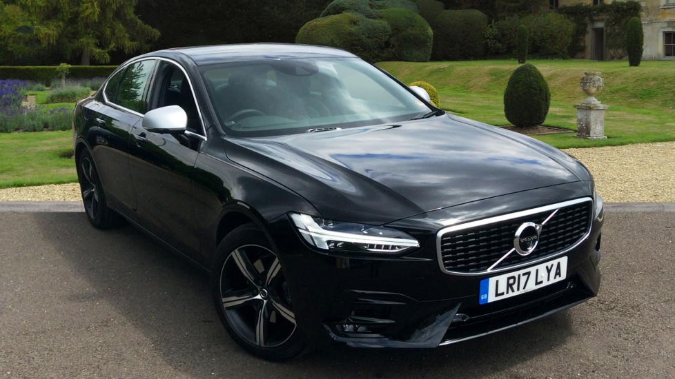 volvo s90 d4 190 r design automatic used vehicle by volvo cars west london london. Black Bedroom Furniture Sets. Home Design Ideas