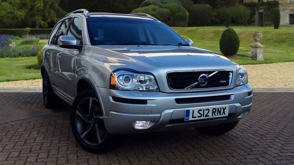 Approved Used Xc90 Volvo Selekt Used Cars