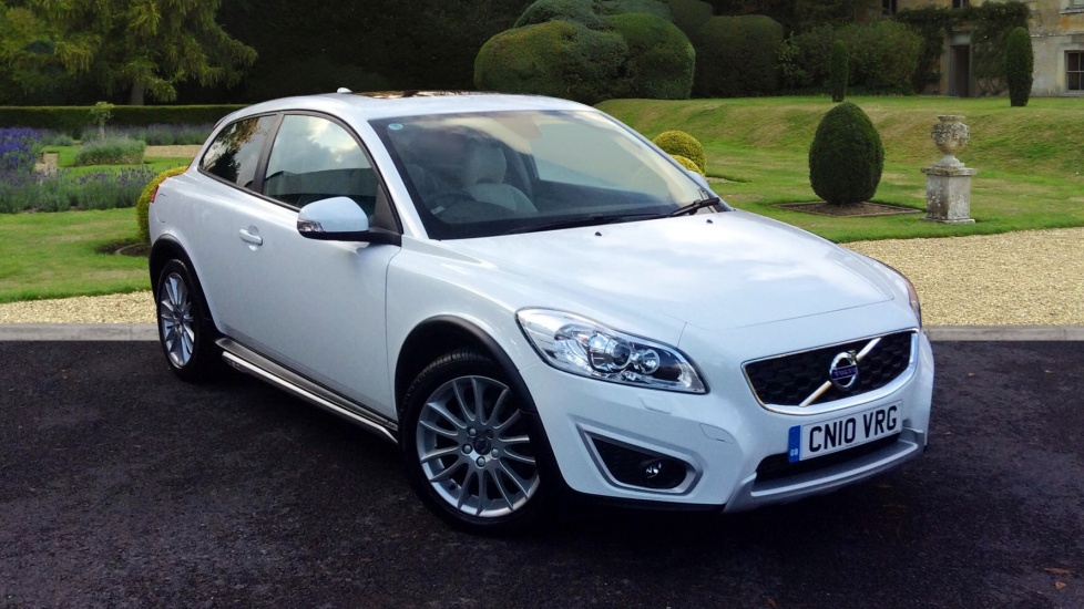 Approved Used C30 Drive SE LUX, Sunroof   Volvo Selekt ...