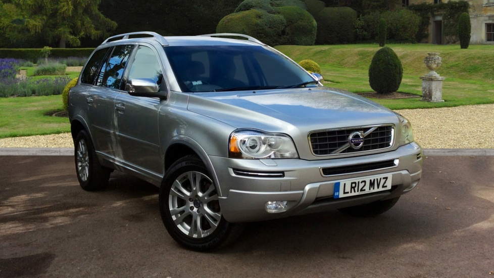 Approved Used Xc90 Executive Volvo Selekt Used Cars
