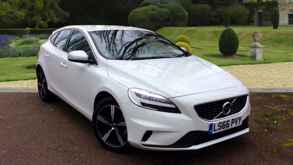 Approved Used V40 R Design Low Mileage Ex Demo Volvo