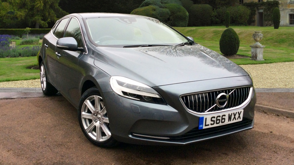 Volvo V40 D4 190bhp Inscription 2017 Model Year Leather