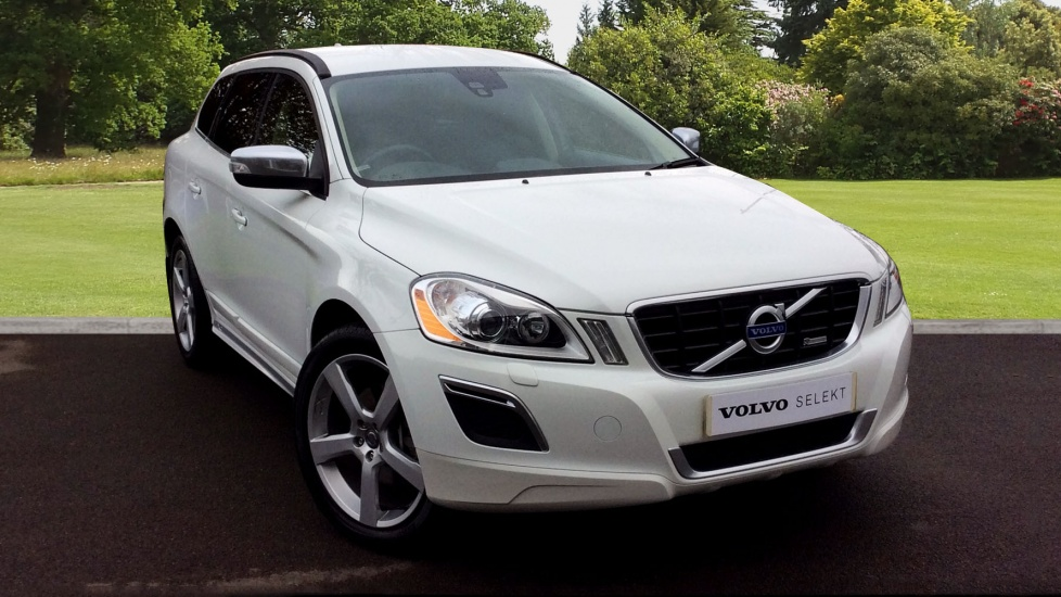 Approved Used Xc60 R Design Volvo Selekt Used Cars