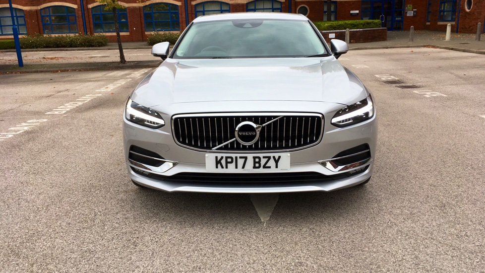 Volvo S90 D4 Inscription Auto with Drivers Support & Winter Packs