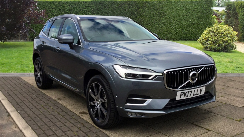 Volvo XC60 2.0 D5 PowerPulse Inscription Pro AWD G/Tronic - The All New Volvo XC60 at Doves Preston Diesel Automatic 5 door 4x4 (2017) image