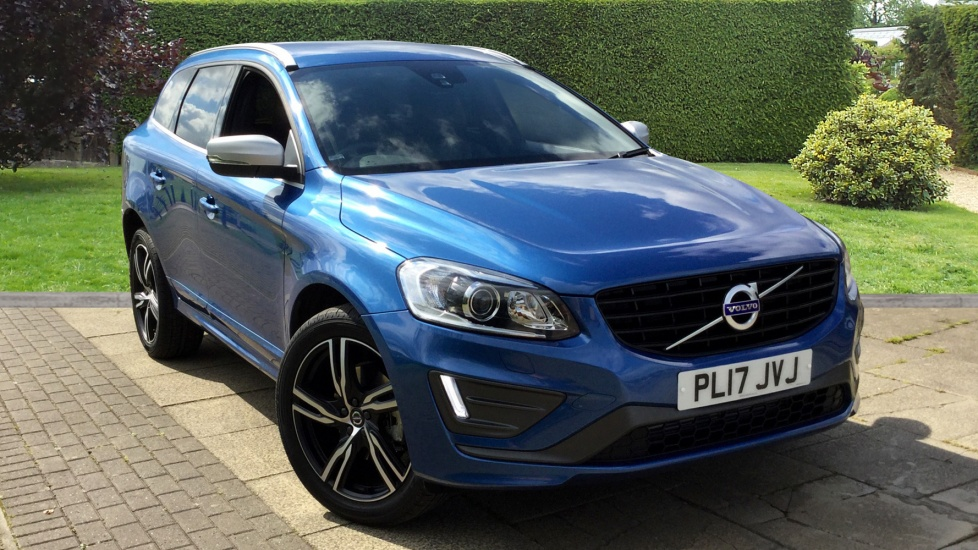 Volvo XC60 D5 [220] R DESIGN Lux Nav 5dr AWD G/Tronic with Rear View Camera and Gear Shift Paddles 2.4 Diesel Automatic 4x4 (2016) image