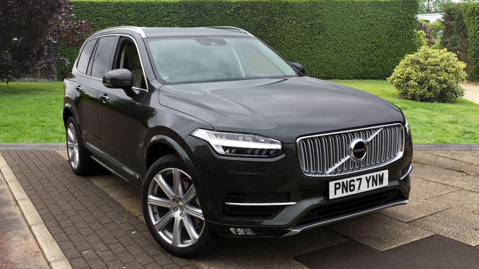 Volvo XC90 D5 PowerPulse AWD Inscription Pro with Sensus Nav & Connect and Winter Pack 2.0 Diesel Automatic 5 door 4x4 (2017) image