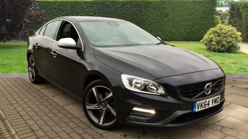 Volvo S60 D2 [115] R DESIGN Powershift with Winter Pack and Rear Park 1.6 Diesel Automatic 4 door Saloon (2014) image