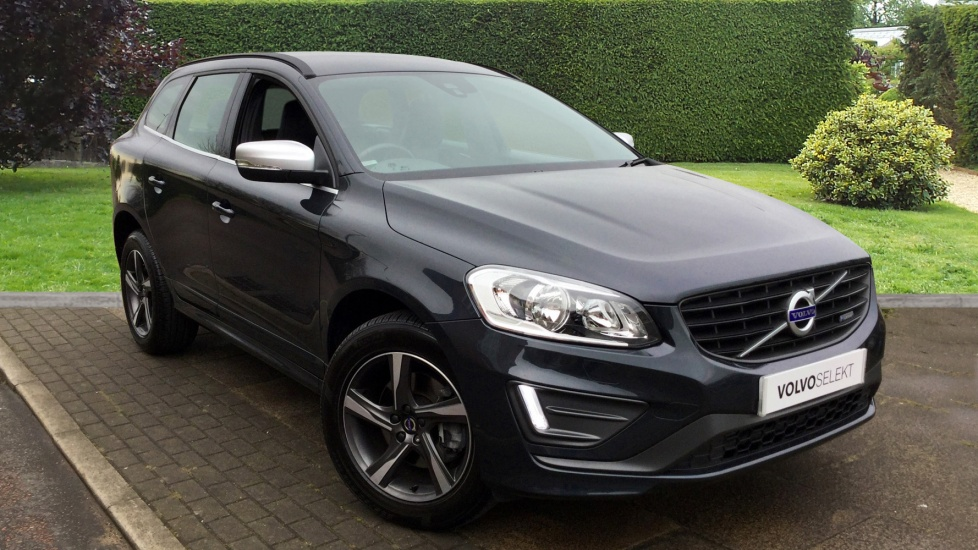 Volvo XC60 D5 [215] R DESIGN Nav 5dr AWD Geartronic Winter Pack and SAT NAV 2.4 Diesel Automatic 4x4 (2015) image