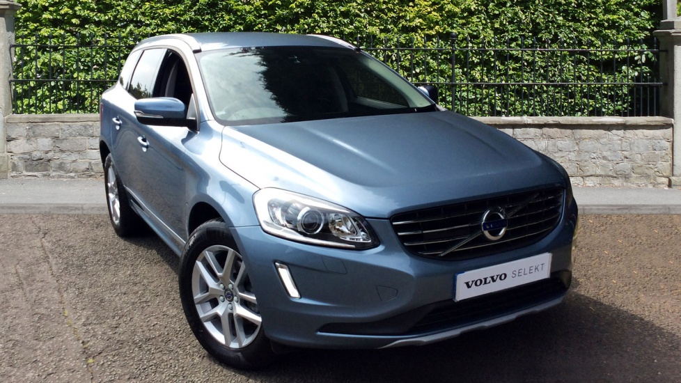 Volvo XC60 D4 [190] AWD SE Lux Nav with Winter Pack And Driver Support Pack  2.0 Diesel 5 door 4x4 (2016) image