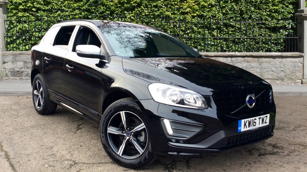 Volvo XC60 D4 [190] R DESIGN Nav 5dr with Winter Pack and Rear Privacy Glass 2.0 Diesel Estate (2016)
