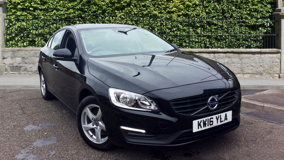 Volvo S60 D2 [120] Business Edition 4dr With DAB Radio, Sensus Connect & Park Assist 2.0 Diesel Saloon (2016) image