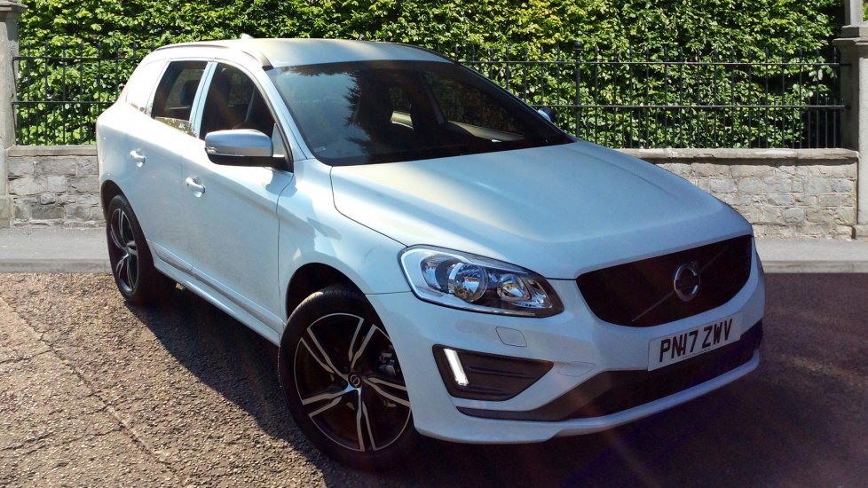 Volvo XC60 D5 [220] R DESIGN Nav 5dr AWD Auto, Alloy Upgrade And Full Leather  2.4 Diesel Automatic Estate (2017) image