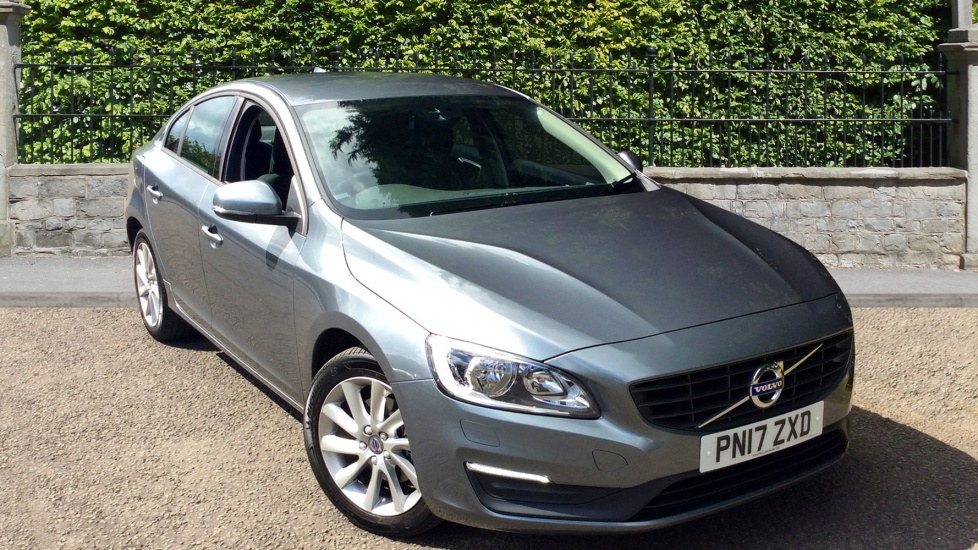 Volvo S60 D3 150 Business Edition 4dr With Sensus Navigation Dab Radio