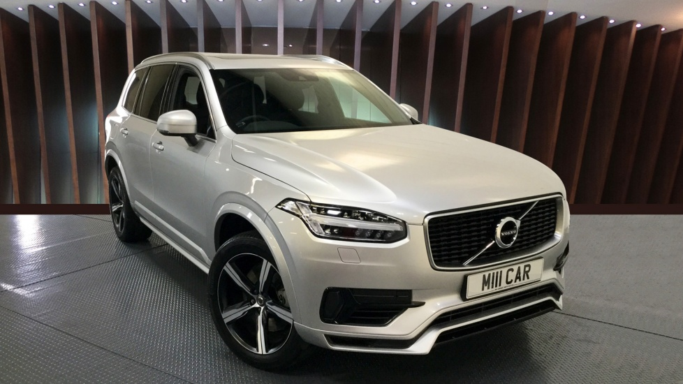 Approved Used All New Xc90 D5 R Design Volvo Selekt Used
