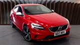 Volvo V40 D2 R-Design Pro Manual