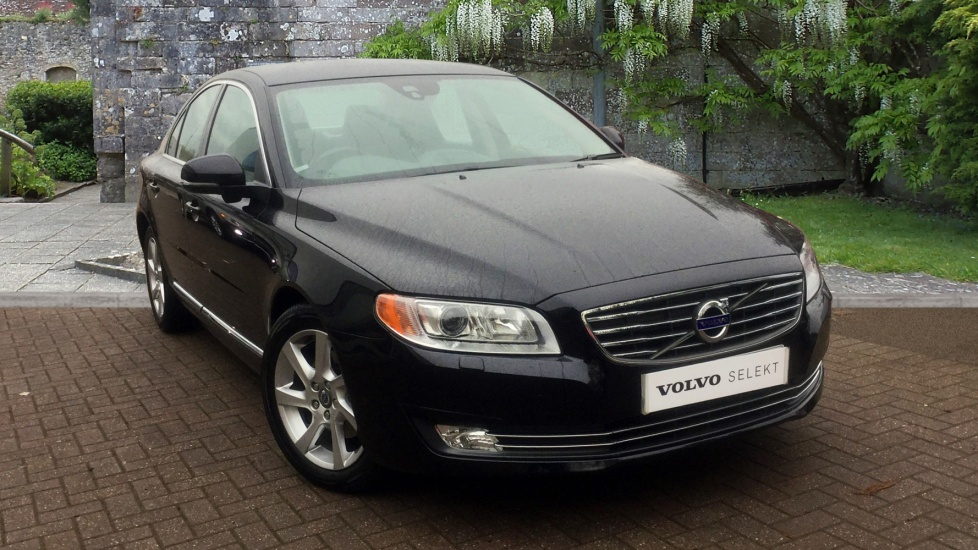 Approved Used S80 Volvo Selekt Used Cars