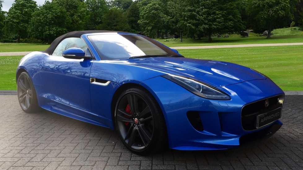 H Fox Jaguar Norwich Used Jaguar F-Type Gui...