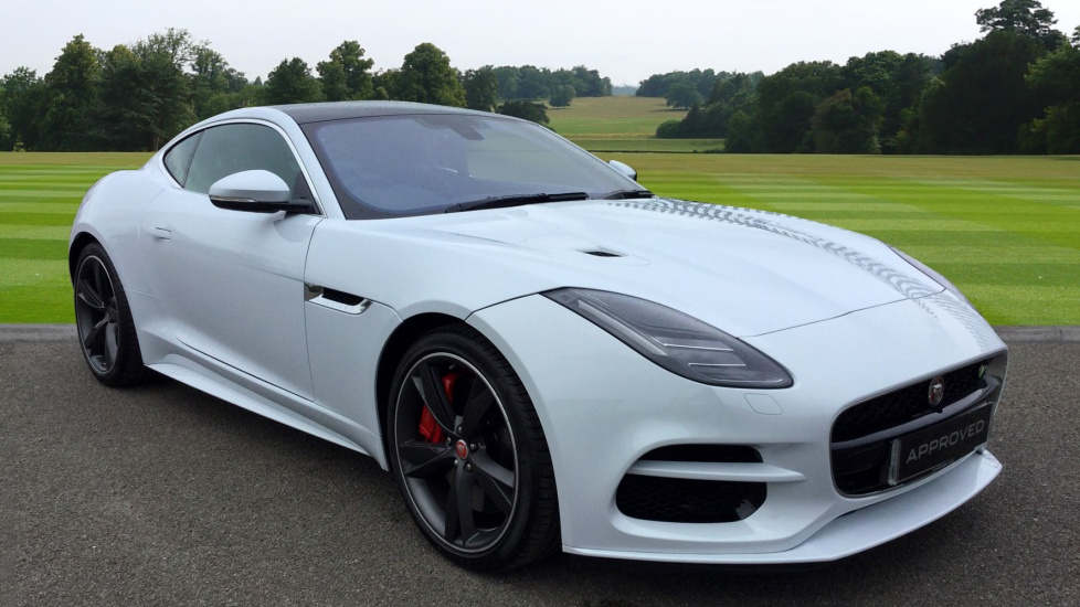 5.0 Supercharged V8 R 2dr Auto AWD
