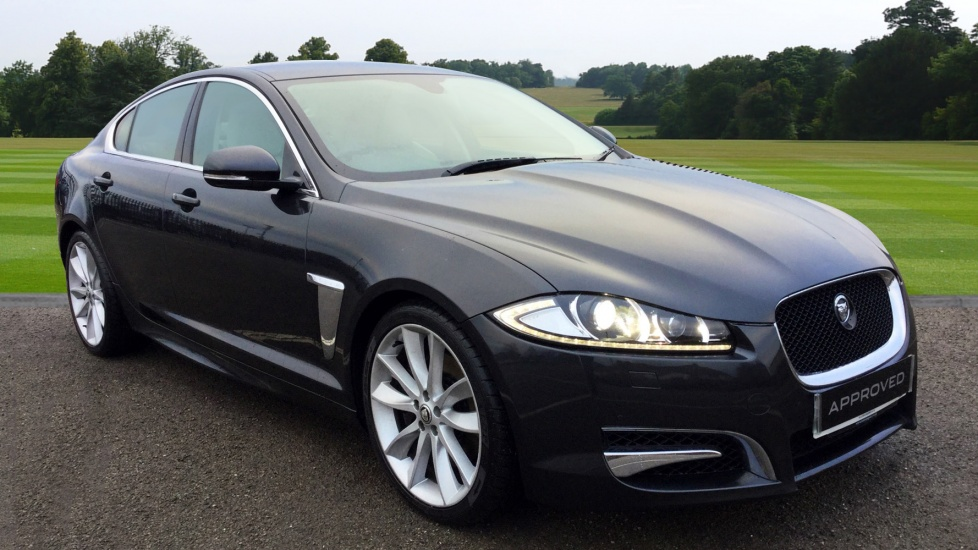 H Fox Jaguar Norwich Used Jaguar XF Norwich...
