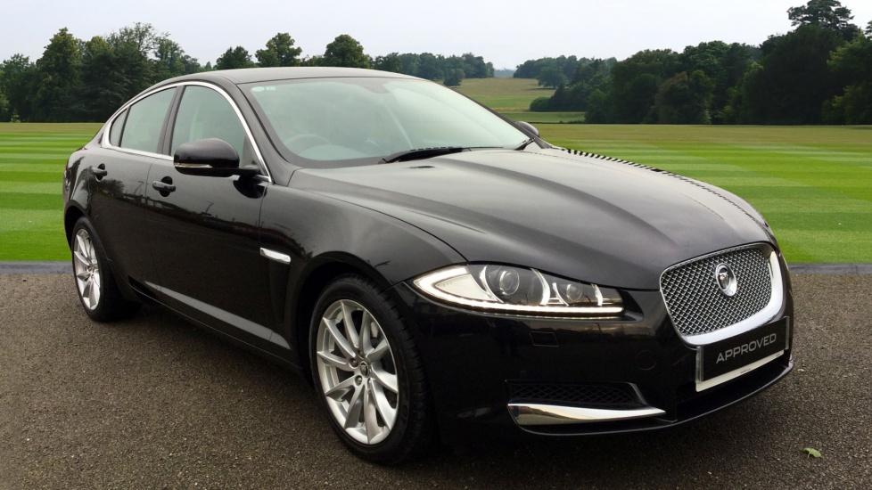 H Fox Jaguar Norwich Used Jaguar XF Premium...