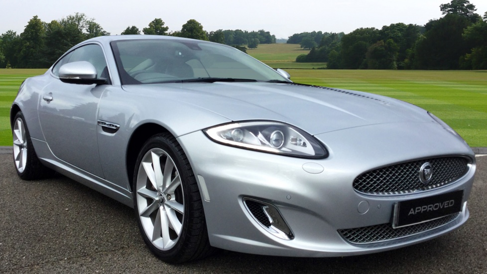 H Fox Jaguar Norwich Used Jaguar XK Norwich...