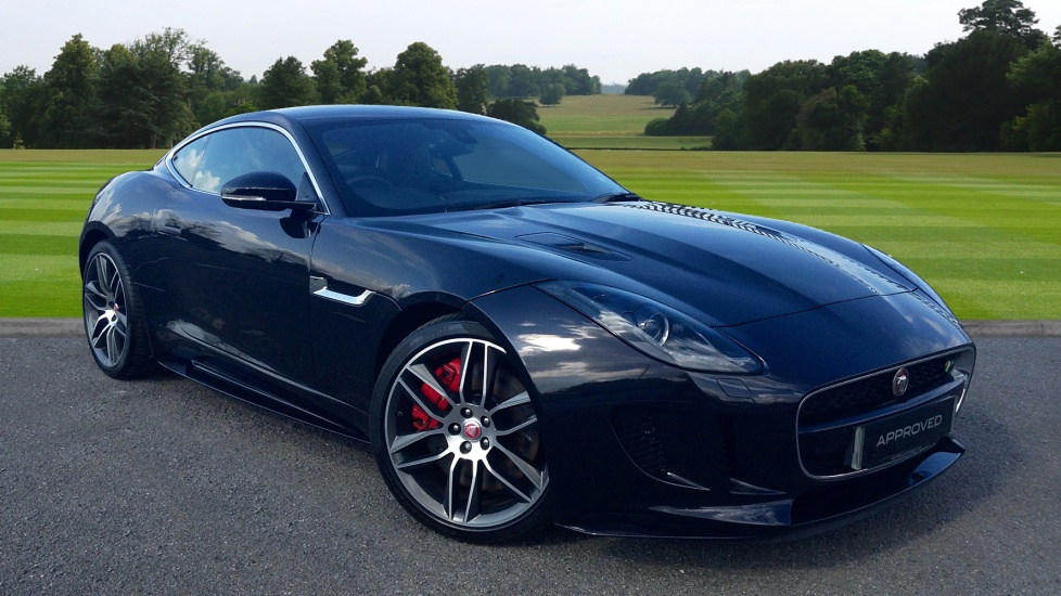 H Fox Jaguar Norwich Used Jaguar F-Type Nor...