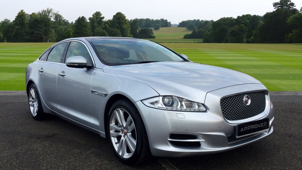 H Fox Jaguar Norwich Used Jaguar XJ Norwich...