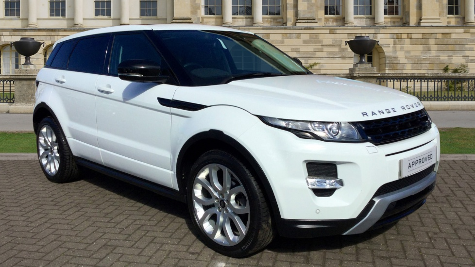 used range rover evoque for sale in derby hunters land rover. Black Bedroom Furniture Sets. Home Design Ideas