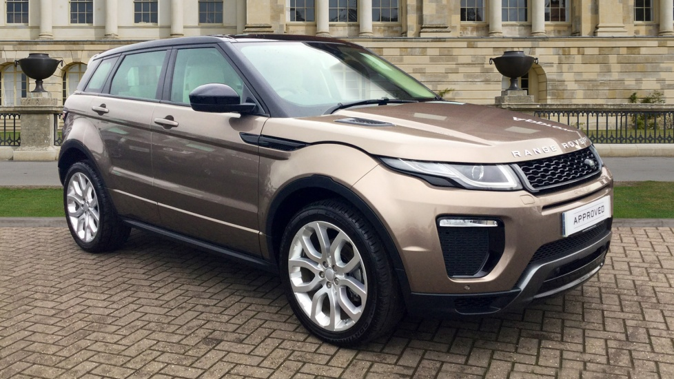 used range rover evoque derby second hand evoque for. Black Bedroom Furniture Sets. Home Design Ideas