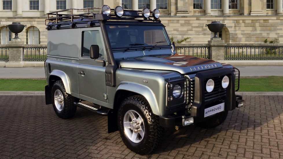 Used Land Rover Defender For Sale Hunters Land Rover