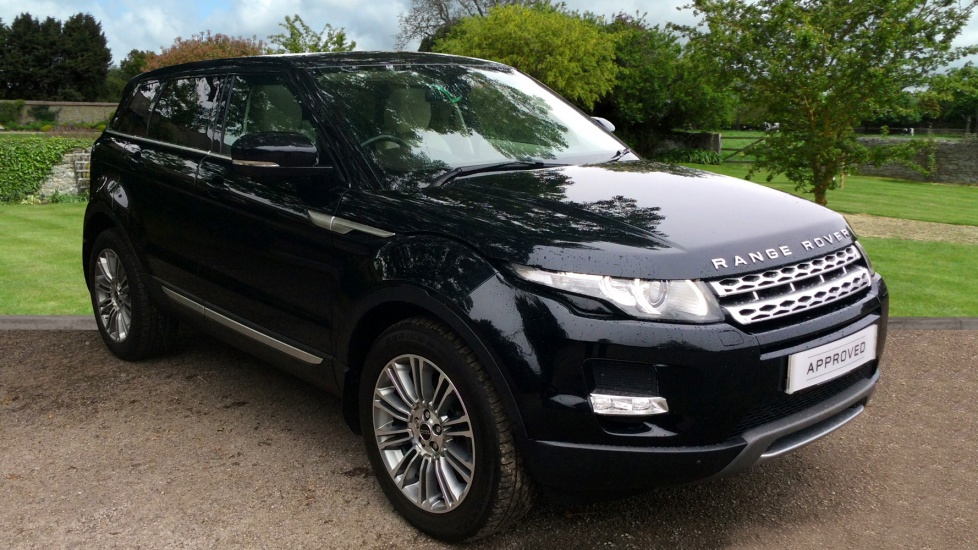used range rover evoque for sale second hand evoque 39 s. Black Bedroom Furniture Sets. Home Design Ideas