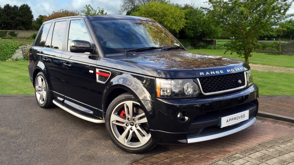 Used Range Rover Sport For Sale Hunters Land Rover