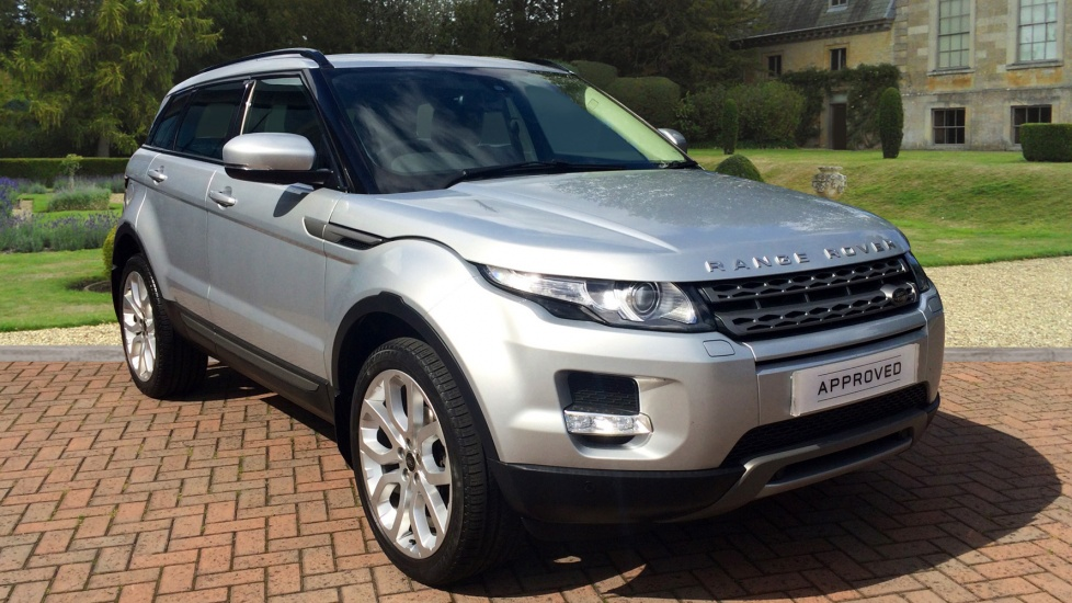 Land Rover Range Rover Evoque 2.2 SD4 Pure 5dr [Tech Pack] Diesel 4x4 (2013) image