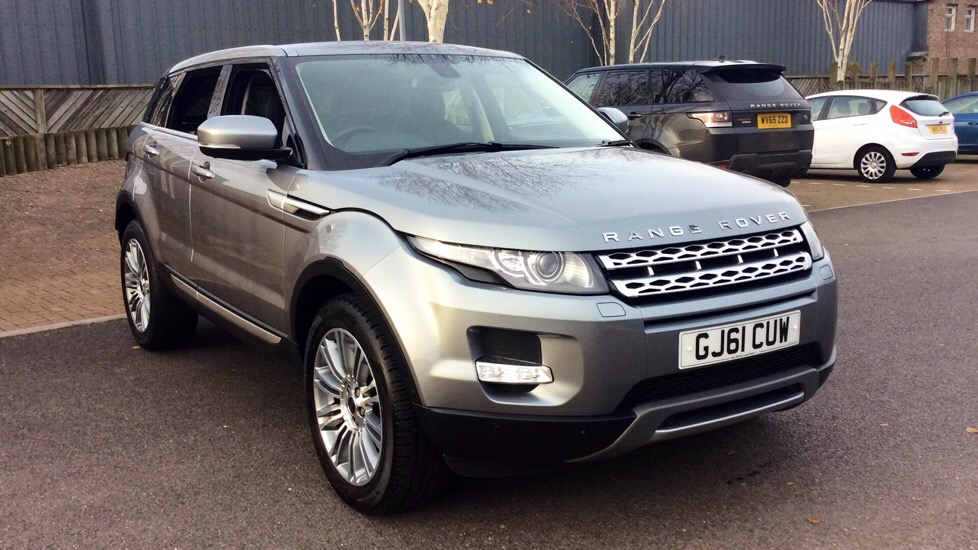 Land Rover Range Rover Evoque 2.2 SD4 Prestige 5dr [Lux Pack] Diesel Automatic 4x4 (2011) image