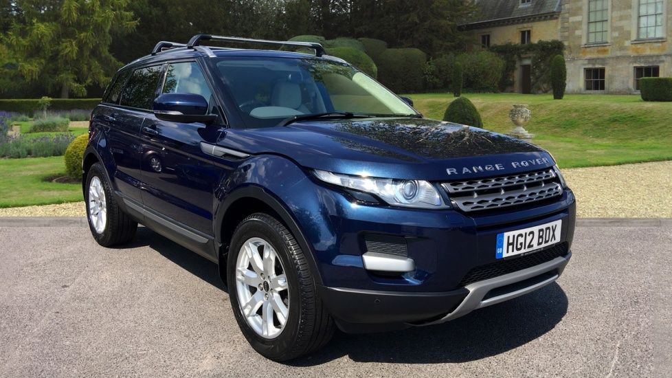 Land Rover Range Rover Evoque 2.2 SD4 Pure 5dr [Tech Pack] Diesel Automatic 4x4 (2012) image
